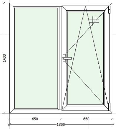 Установка на пластиковые окна ограничителей открывания створки